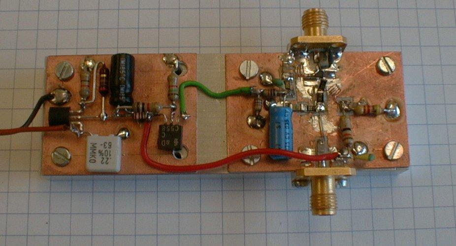 Усилитель для радиоантенны своими руками
