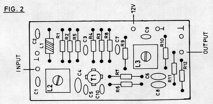 BF981 BF 981 Transistor DUAL MOS NFET FM//VHF 20V